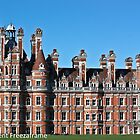Royal Holloway London University Egham UK by freezaframe