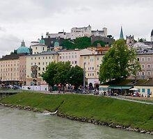 Salzburg  by Robert Taylor