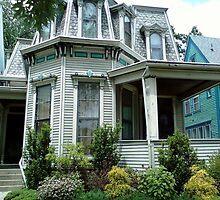adams family house by catnip addict manor