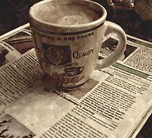 Nespresso....Hmmmmm. by alaskaman53