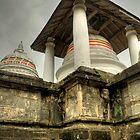 Gadaladeniya Temple - Kandy by Dilshara Hill