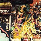 Mars Bar - East Village - New York City by Vivienne Gucwa