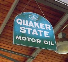 Quaker State by Rachel Williams