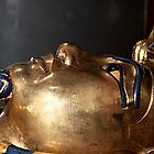 King  Tutankhamun's Funery Mask, Egypt  by Carole-Anne