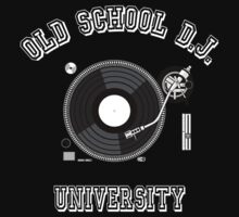 Old School D.J. by ixrid