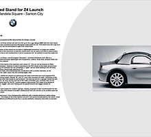 Proposed Launch BMW-Z3, South Africa 2009 by Joy45