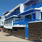 Playa Blanca. by Janone
