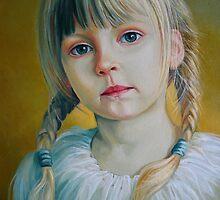 Child by Elena Oleniuc