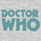 Doctor Who Third Logo by ixrid