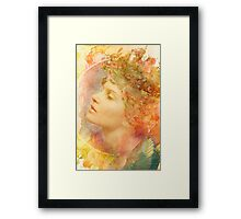 Midsummer's Bride Framed Print