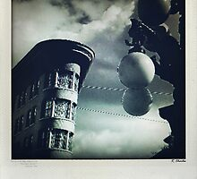 *Europe Hotel* - Polaroid Reproduction by RobertCharles