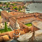 Venice. View from Church San Giorgio Maggiore by terezadelpilar~ art & architecture