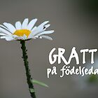 Grattis På Födelsedagen by JoAndCoCards