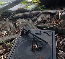 record player by ashley hutchinson