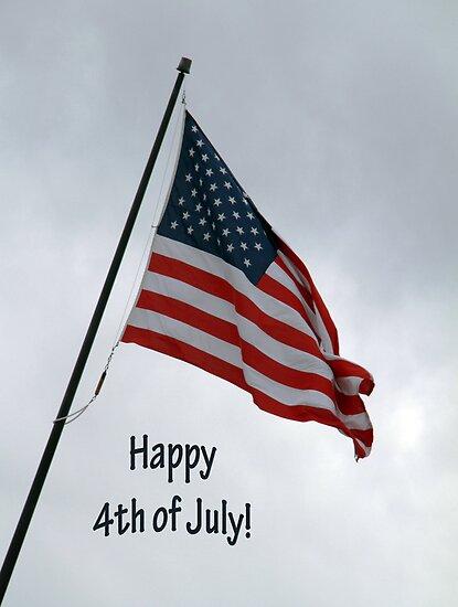 Happy 4th of July Card by Corri Gryting Gutzman