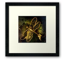 Wisdom, Justice and Love Framed Print