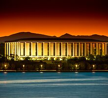 National Library by 16images