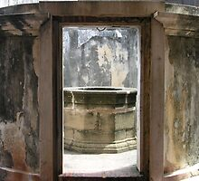 Wishing Well - Castillo San Felipe del Morro by ColletteHoppe