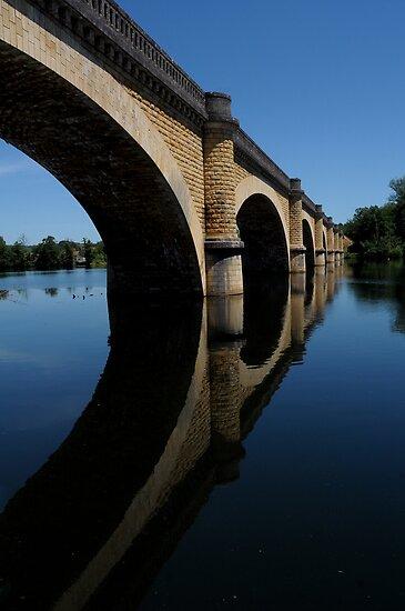 Mauzac Bridge by ragman