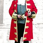 English Town Crier by trish725