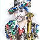 The Handsome Bandolero or El Bandolero Guapo by Jill Bennett