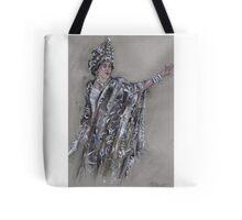 Warrior Queen or Reina Guerrera Tote Bag