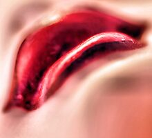 Lavish Lips by Bob Daalder