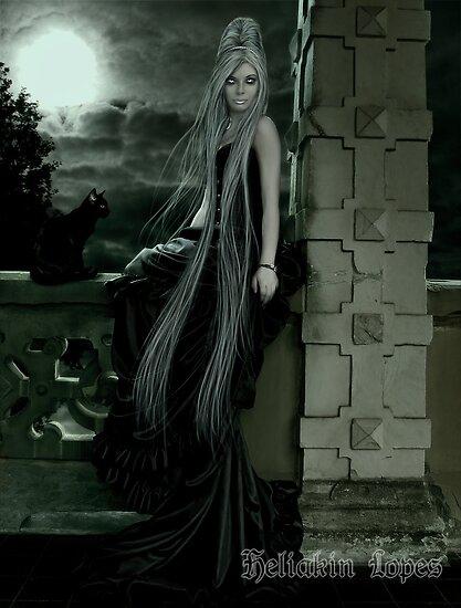 heliakin › Portfolio › Goddess of Death
