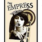 Dada Tarot-The Empress by Peter Simpson