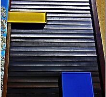 Rectangles by Chet  King