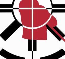 Republic Enemy Sticker