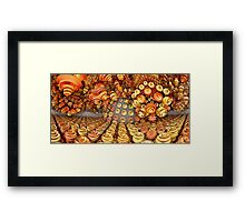 The Ray Zapper Machine Framed Print