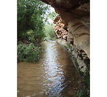 Deer Creek Photographic Print