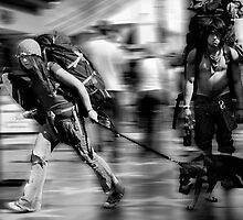 street motion by shalunts