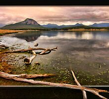 Moogerah Lake by Kym Howard
