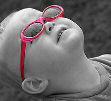 Pink Sunglasses by sueyo