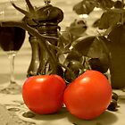 Tomato Tomato by Sharon-Leigh Ricker