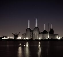 Battersea Power Station by alexhinton