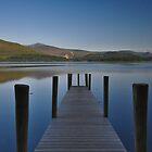 Derwent Water by paula smith