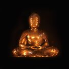 Golden Buddha by 73553