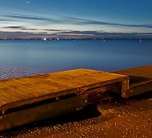 Jetty by Julian Marshall