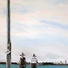Promenade, St Kilda, Melbourne by alstrangeways