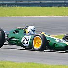 Lotus F1 - Type 25 by Nigel Bangert