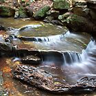 Katoomba Falls NSW #3 by Isabel J Coote Photography