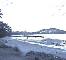 Blue Yeppoon by snapfest