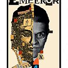 Dada Tarot-The Emperor by Peter Simpson