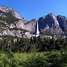 A Memory For Ranger Lynn - Yosemite Falls, Yosemite National Park, CA by Rebel Kreklow