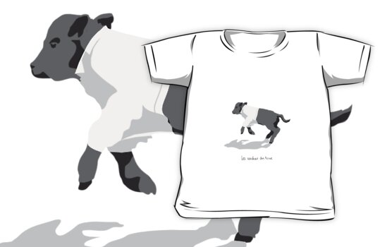 Les Vaches du Tour - kids' wear by LesVaches