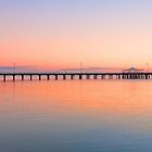 Morning Solitude - Shorncliffe Qld by Beth  Wode