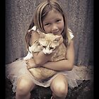 Ellie & Friend by fruitcake